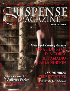 January Suspense Magazine